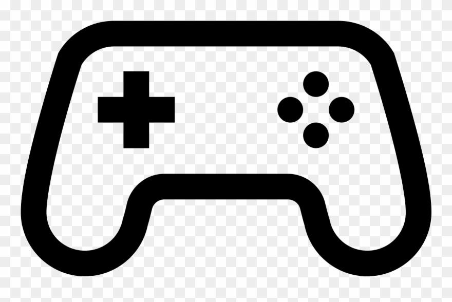 Clip Transparent Stock Xbox Joystick Playstation Game.