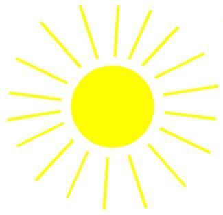 Clipart sunshine jpeg, Clipart sunshine jpeg Transparent.