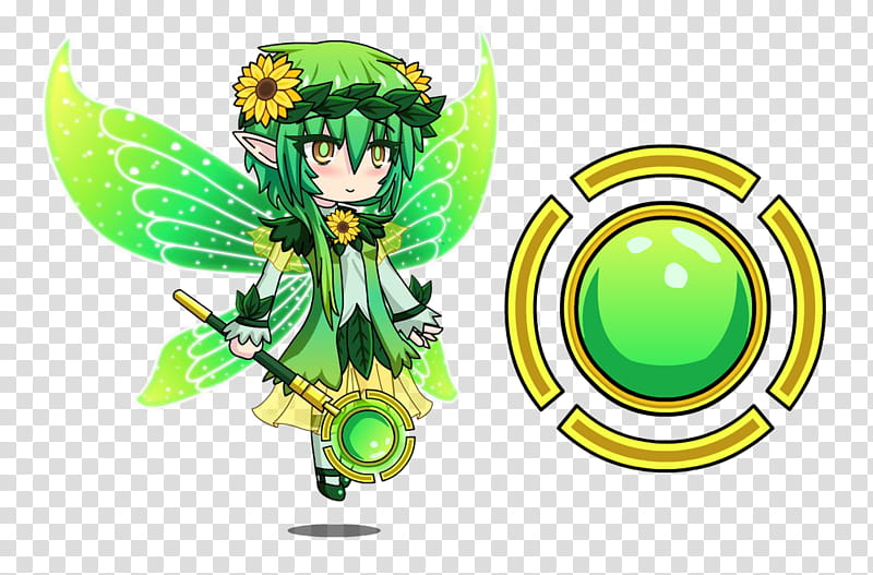 Blooming Tiff [Anime Fidget Spinner] transparent background.