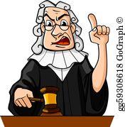 Judge Clip Art.