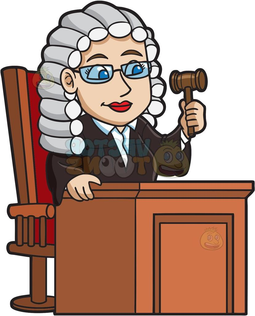 Judge clipart 6 » Clipart Station.
