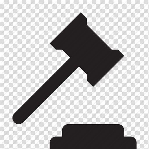 Judge Gavel Lawyer Computer Icons Court, Icon Size Gavel transparent.