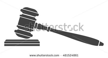 Judge gavel clipart 5 » Clipart Station.