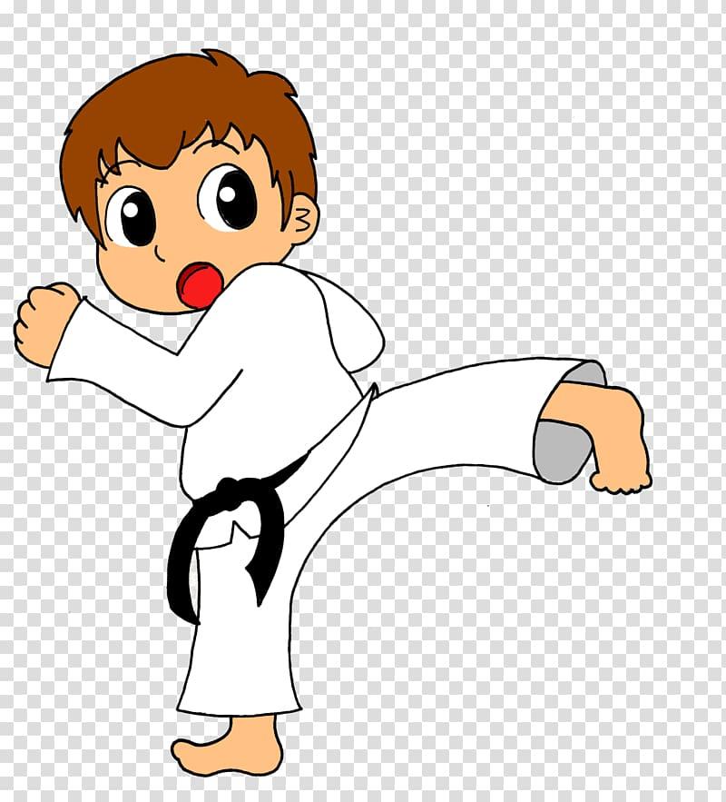 Karate Martial arts Coloring book Judo Sport, karate.