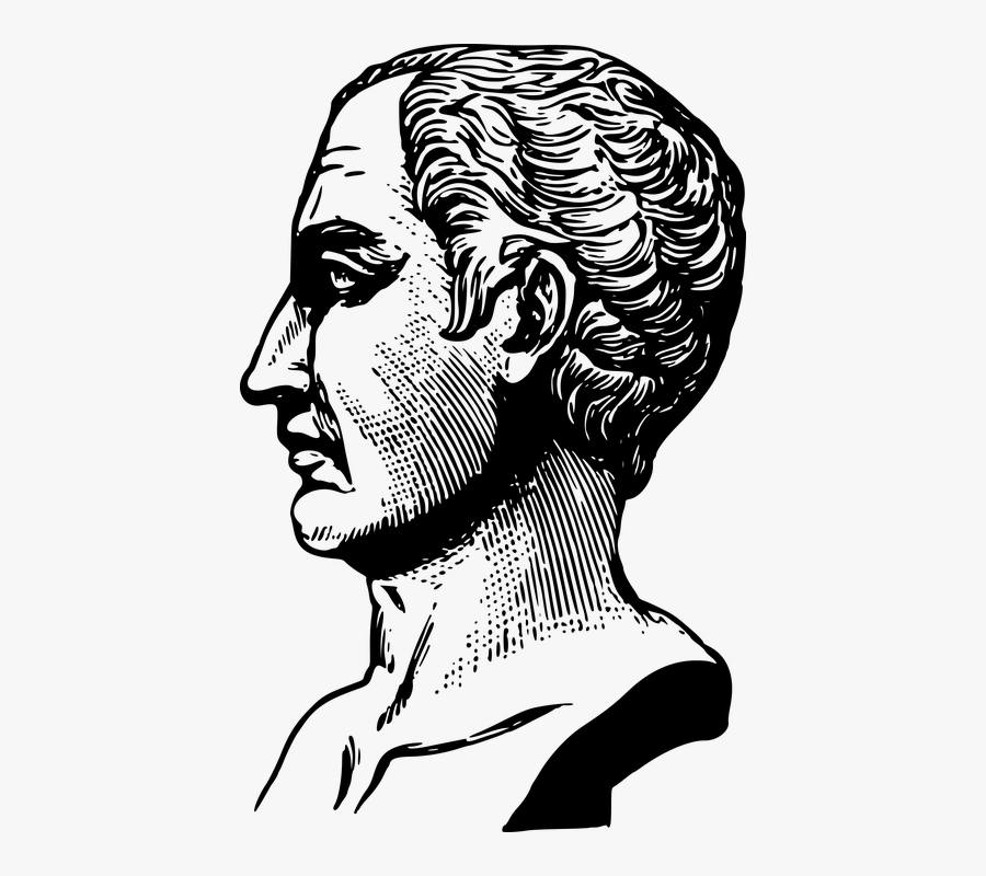 Julius Caesar Clipart Smiley Face.