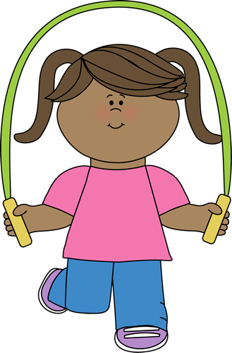 Clipart jump rope.