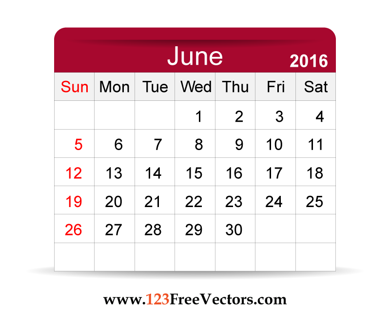 Free June Calendar Cliparts, Download Free Clip Art, Free.