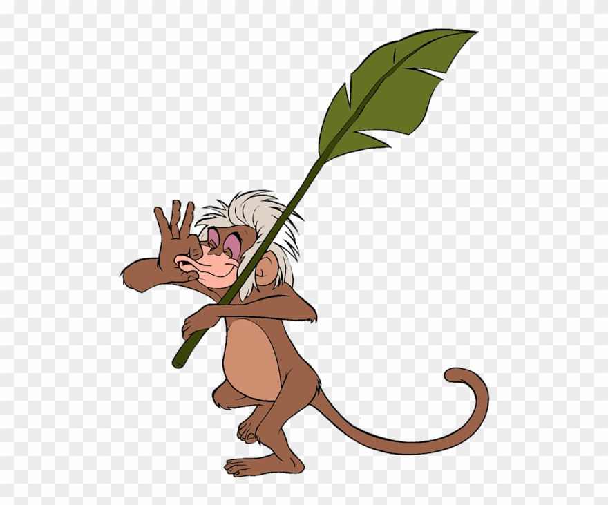 Download Jungle Book Monkey Clipart The Jungle Book.