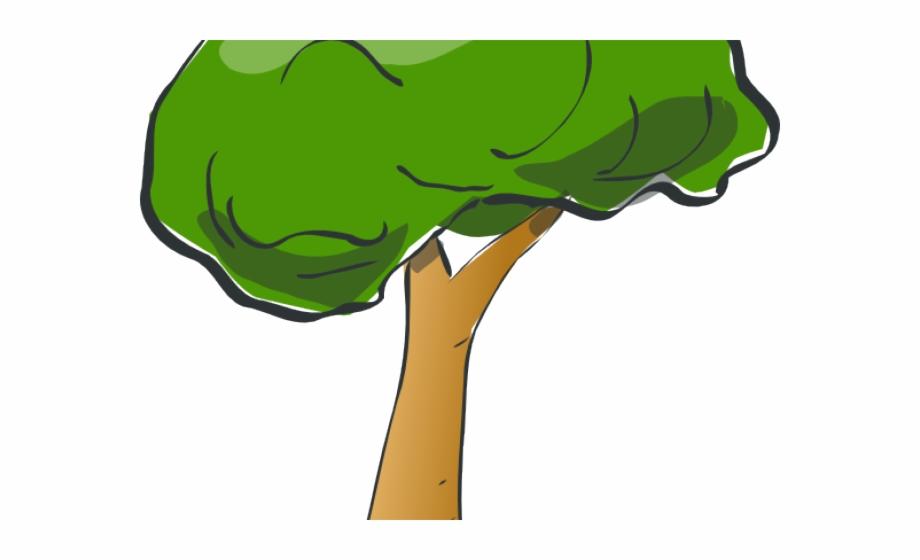 Cartoon Jungle Tree.