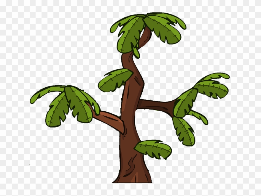 Jungle Tree Png.
