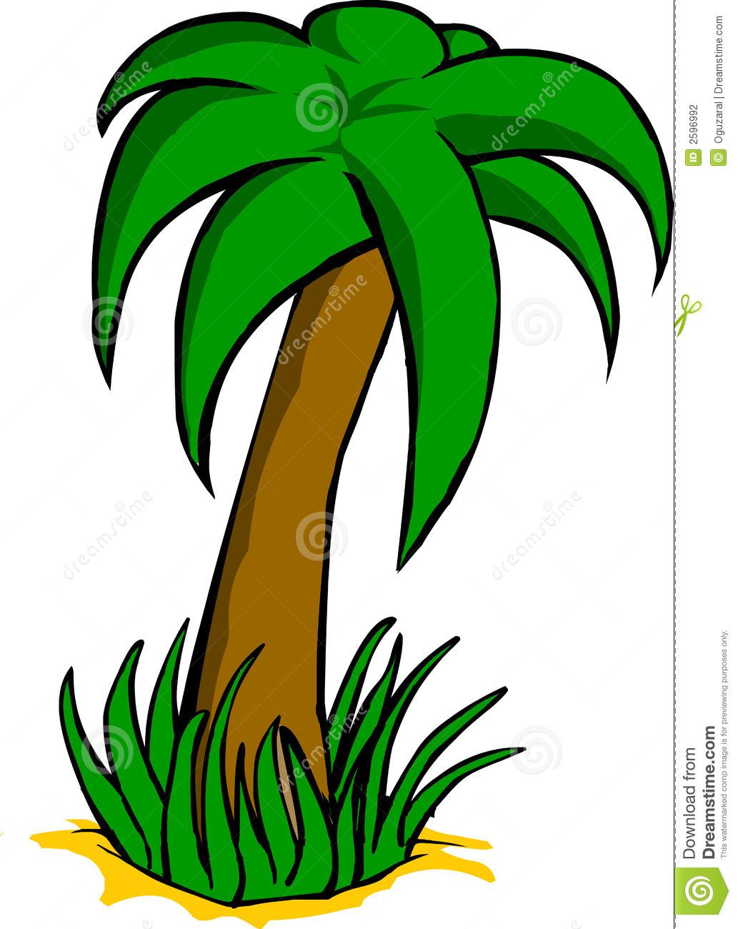 Free Jungle Trees.