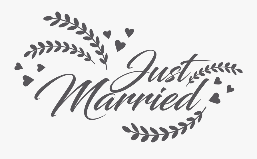 Wedding Text Png.