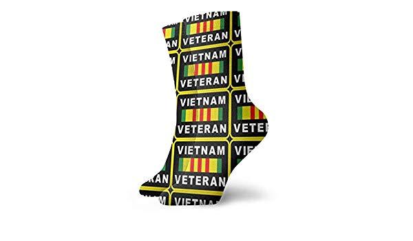 Amazon.com: Vietnam Veteran Socks,Dress Socks Funny Socks.