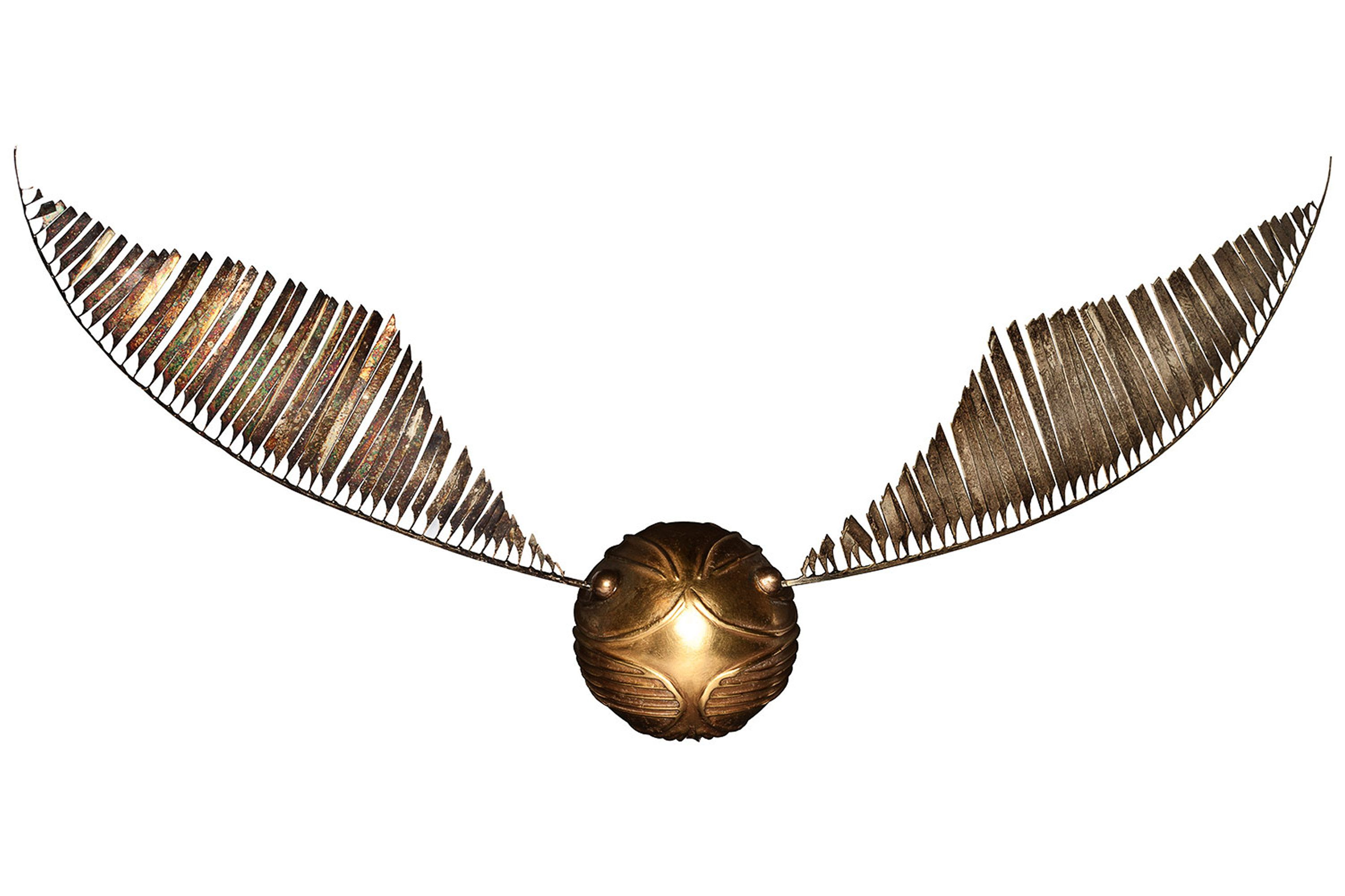 Harry potter snitch clipart.