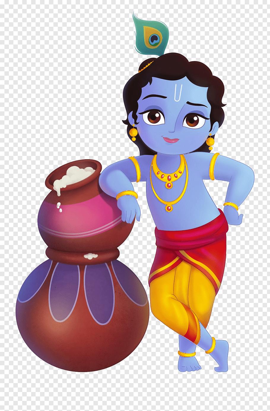Janmashtami Drawing, Krishna, Krishna Janmashtami, Radha.