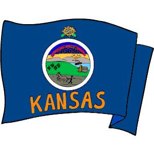 Kansas clipart, cliparts of Kansas free download.
