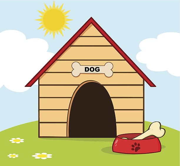 Kennel clipart 1 » Clipart Station.