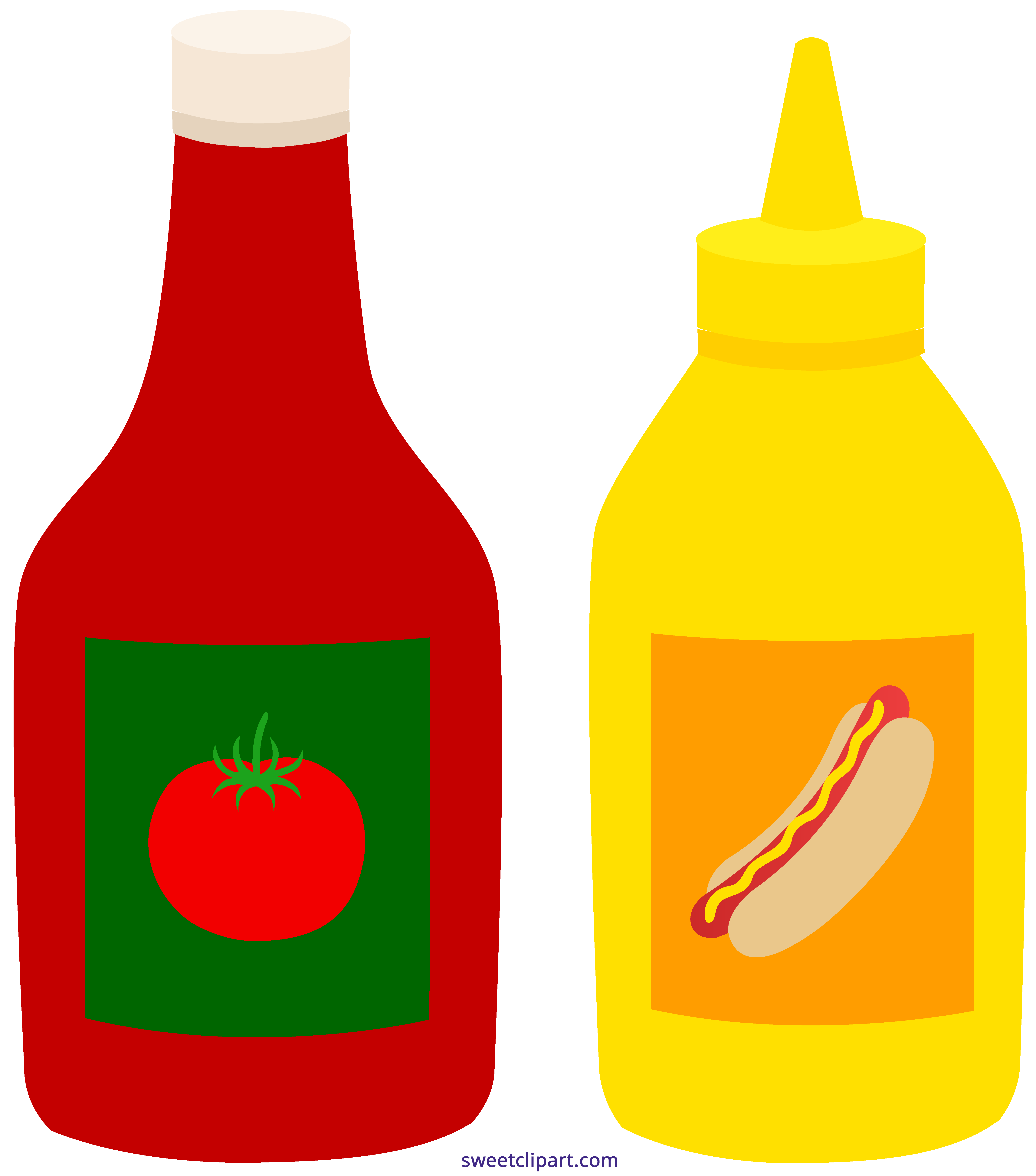 Ketchup clipart, Ketchup Transparent FREE for download on.