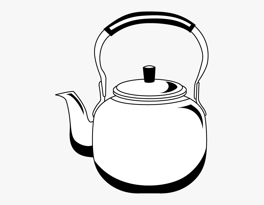 Tea Kettle Clip Art.