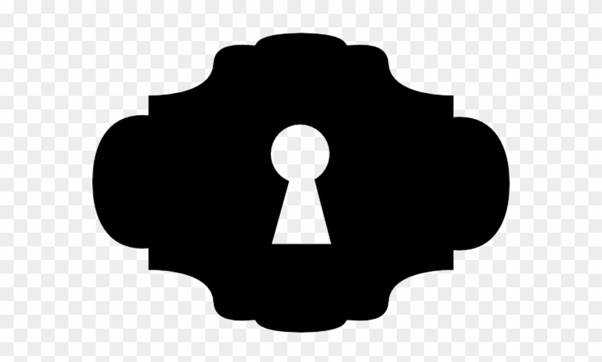 Keyhole Png Image.
