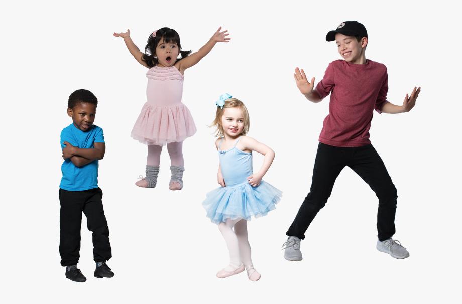 Dance Transparent Kid.