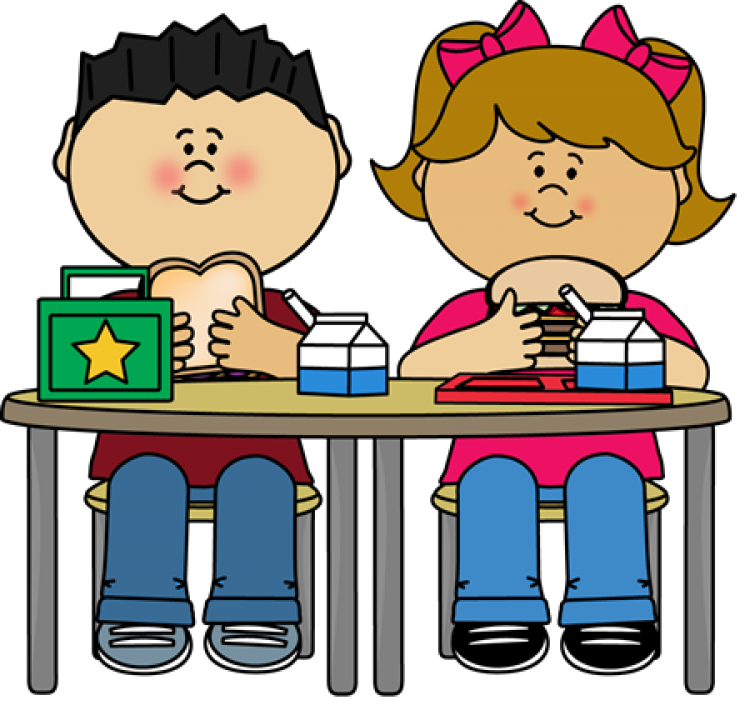 Clipart child lunch, Clipart child lunch Transparent FREE.