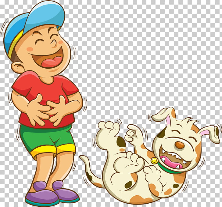 Laughter Cartoon , kids PNG clipart.