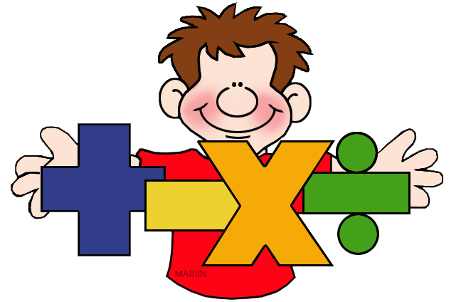 Free Math Clipart Image.