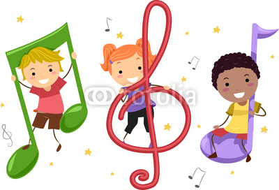 Kids music clipart 2 » Clipart Station.