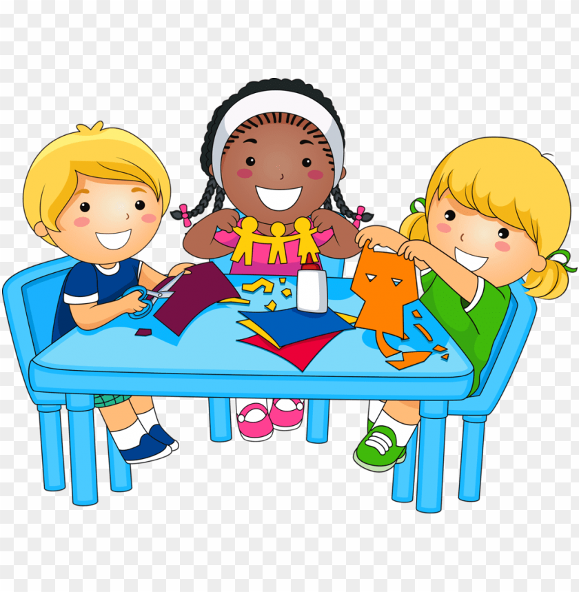 kids painting clipart png PNG image with transparent.