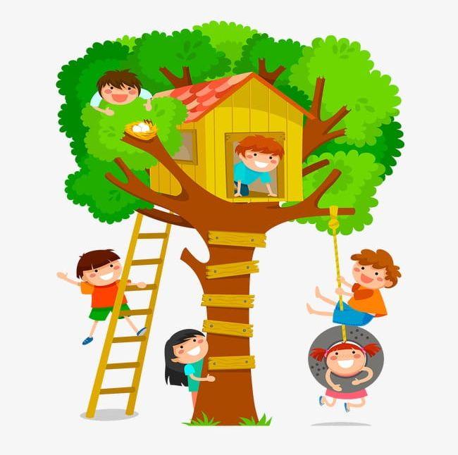 Cute Kids Playing PNG, Clipart, Cute Clipart, Cute Clipart, House.