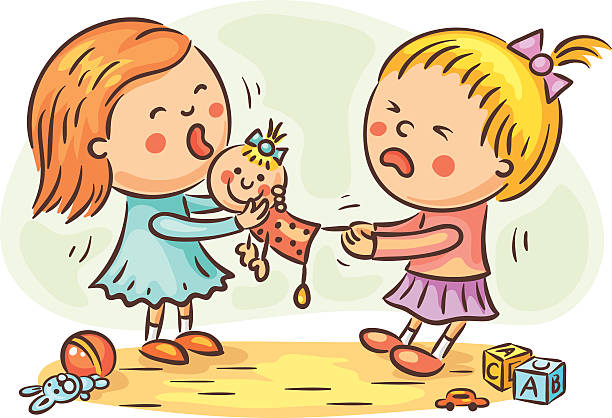 Kids sharing clipart 5 » Clipart Station.