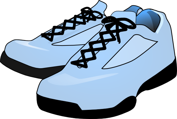 Shoes Clip Art For Kids.