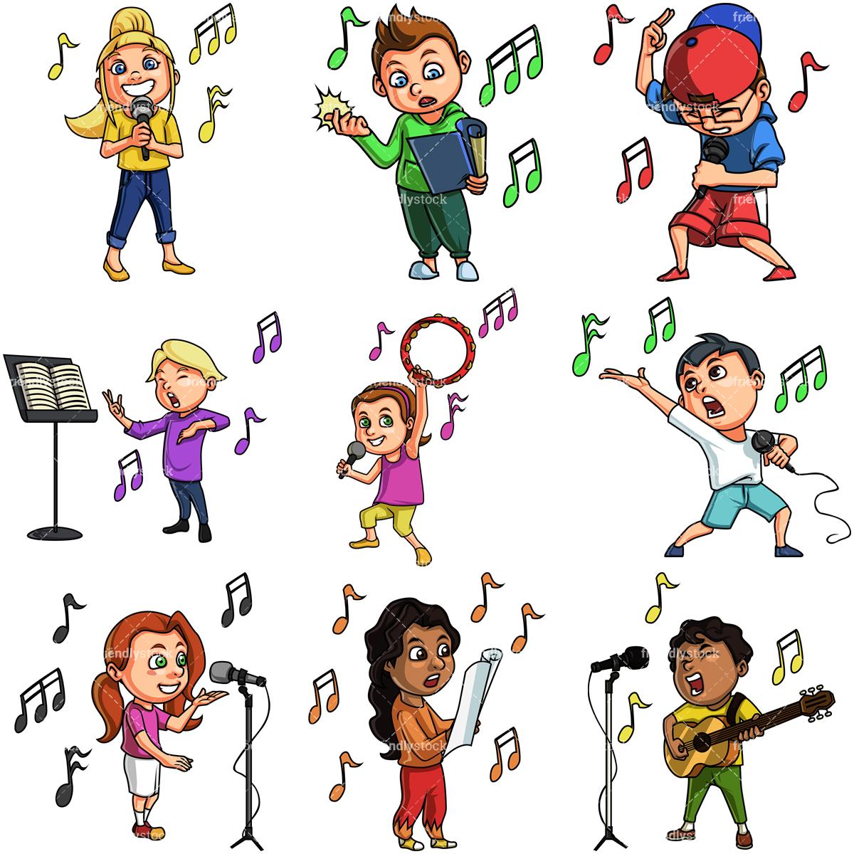 Kids Singing Collection.