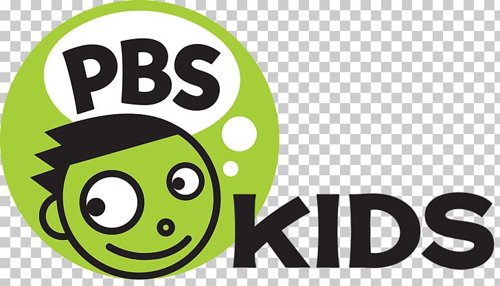 PBS Kids Children\'s television series KLRU, Green KIDS logo.