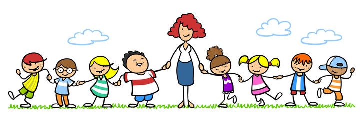 Clipart kindergruppe 1 » Clipart Station.