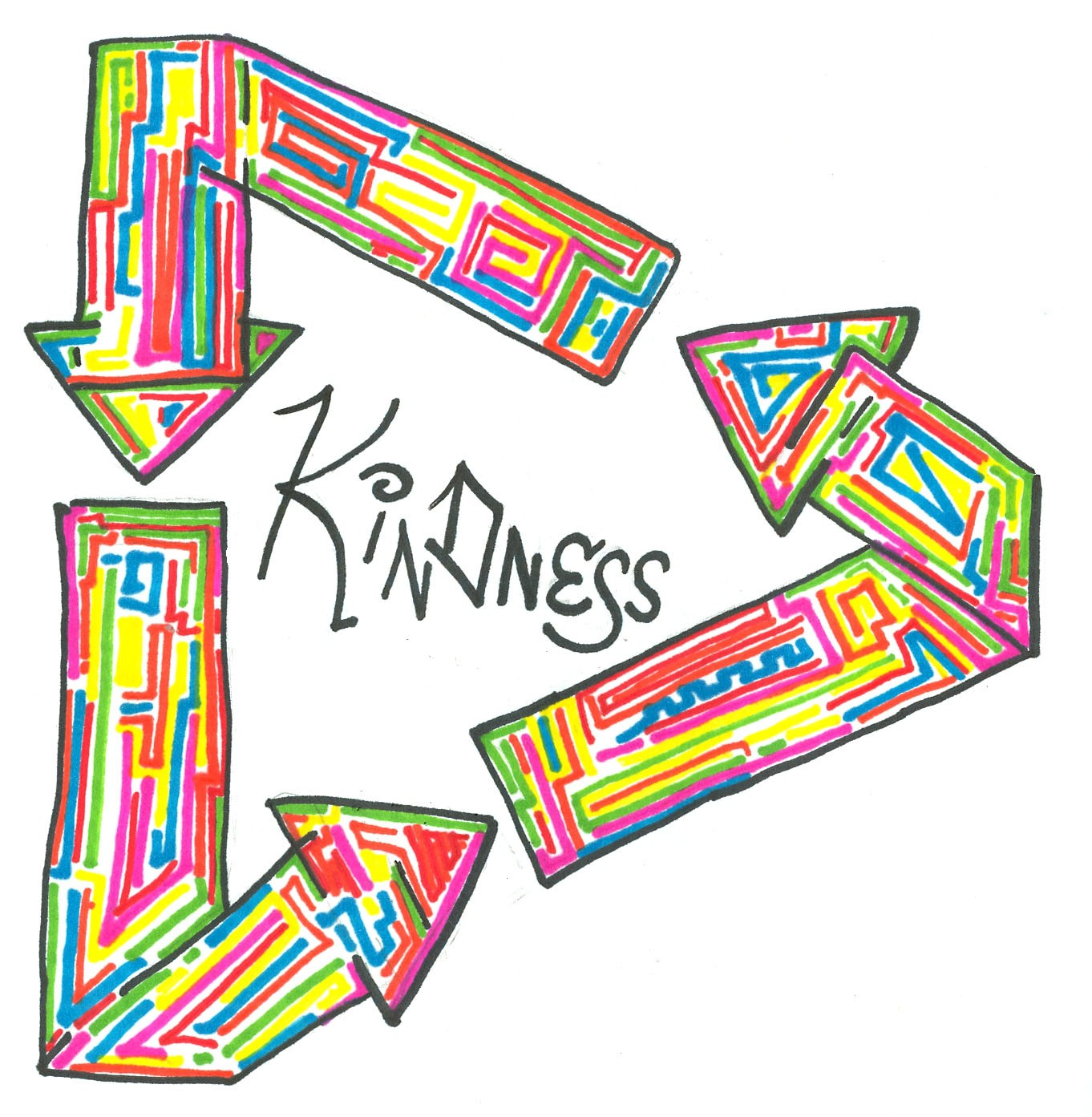 In Clipart Of Kindness 85791.