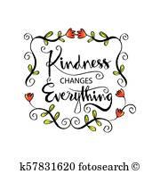 Kindness Vectors.