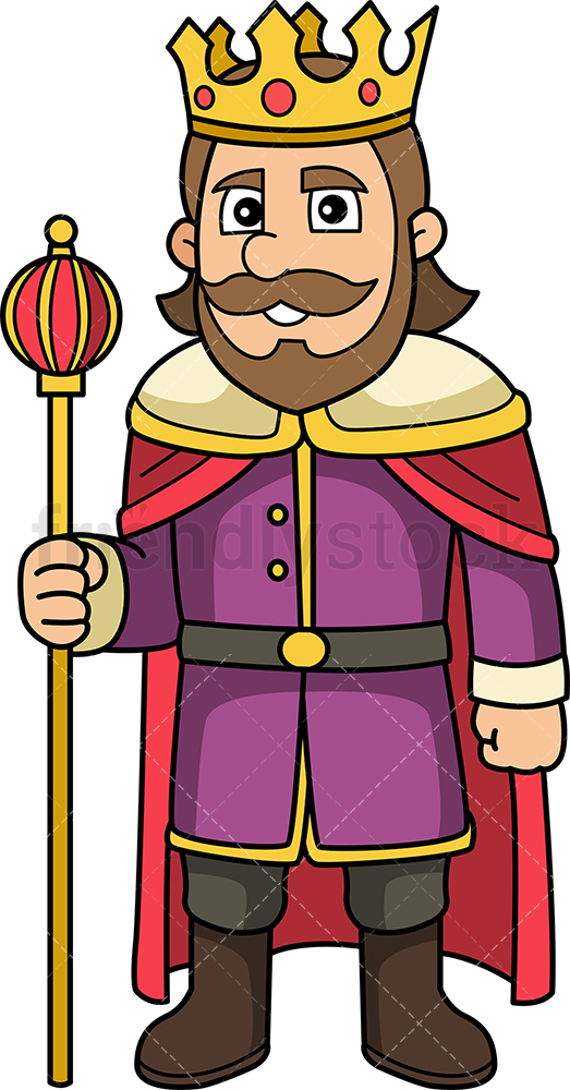 Medieval King.