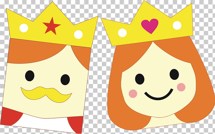 King Queen regnant Cartoon, King of the cartoon PNG clipart.