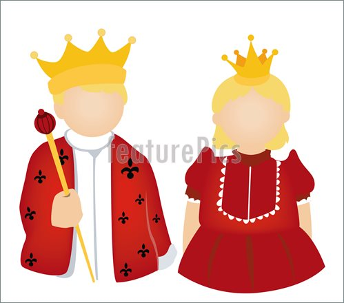 King and queen clipart 5 » Clipart Station.