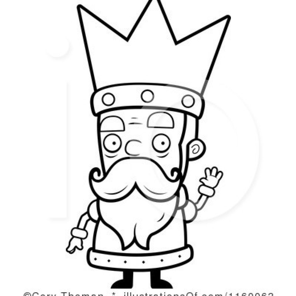 Clipart king black and white 4 » Clipart Portal.