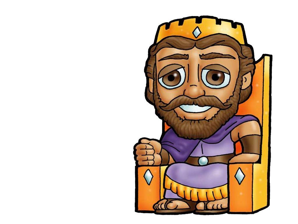 King David Clipart.
