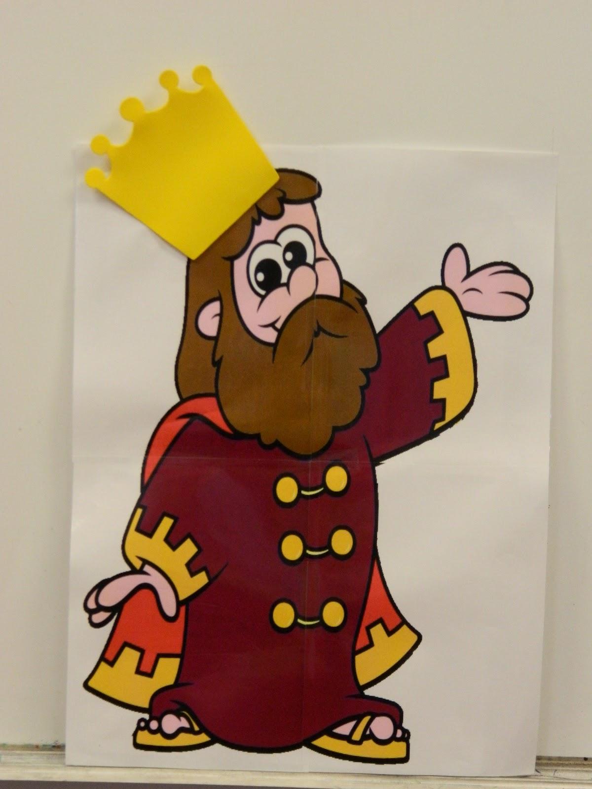 King David Clip Art free image.