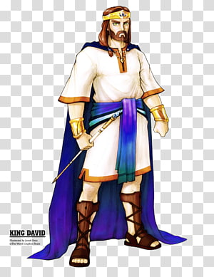 King David PNG clipart images free download.