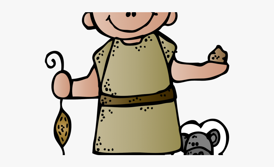 Character Clipart David Bible.