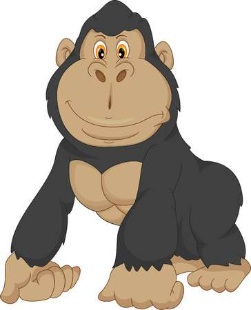 King kong clipart 1 » Clipart Station.