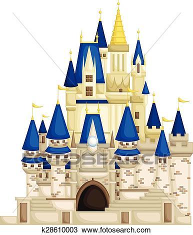 Kingdom Castle Clipart.