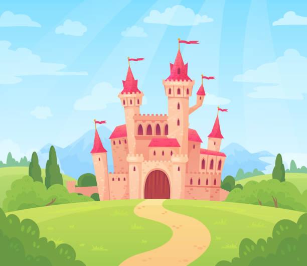 Magic Kingdom Illustrations, Royalty.