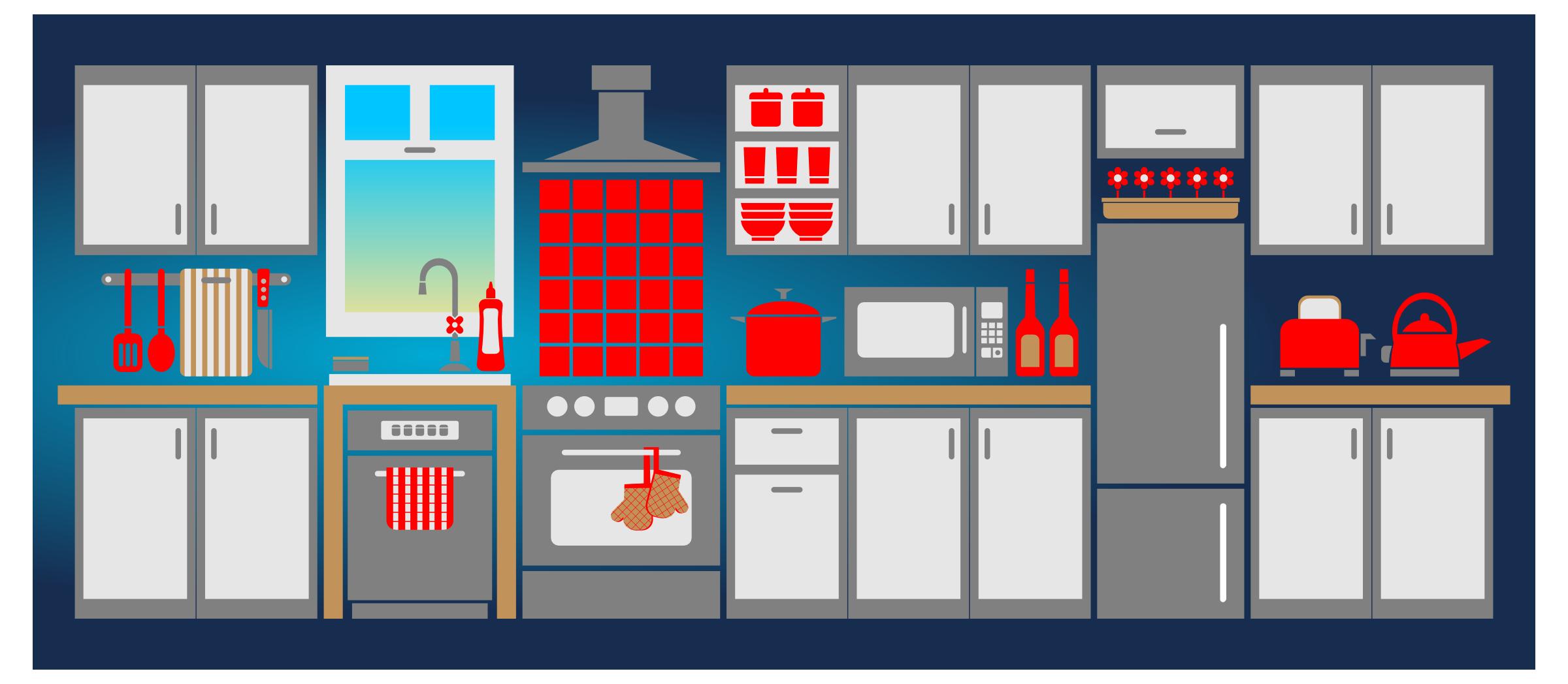 Kitchen clip art images free clipart 2 clipartix 3.